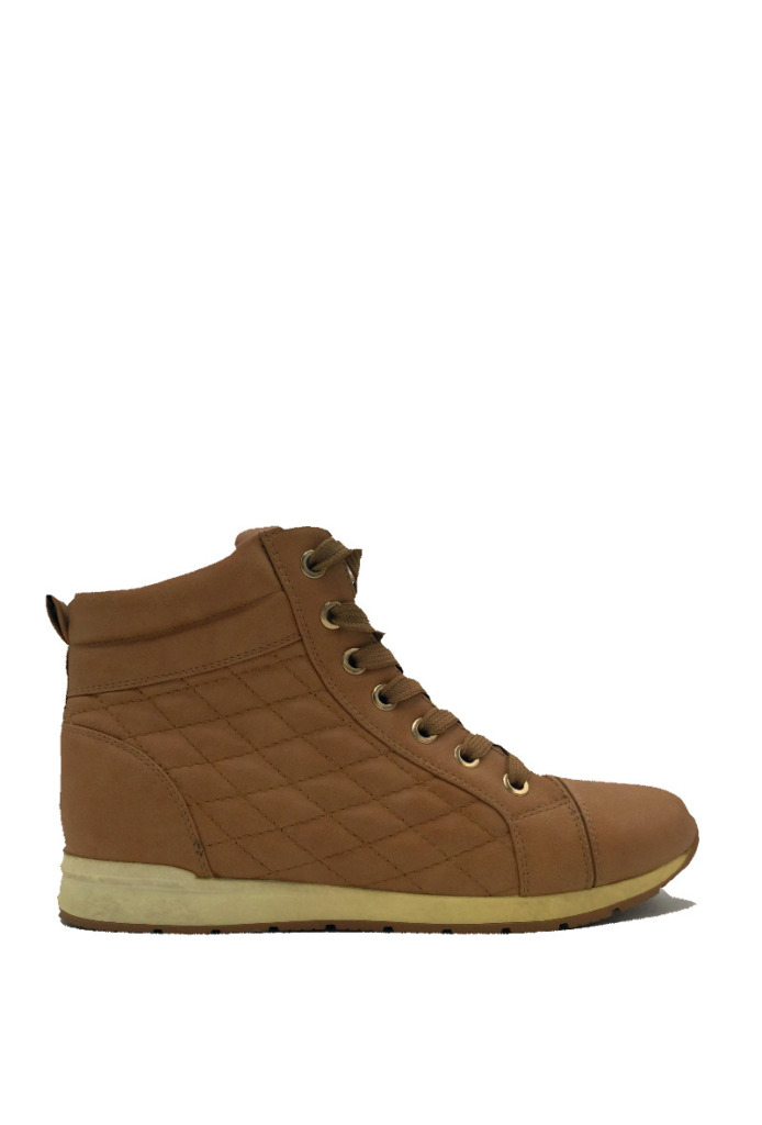 High Sneakers Lcamel